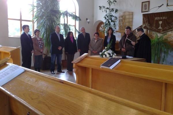 Református templom - Felsőpakony